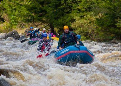 Rafting čertovy proudy