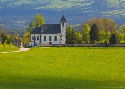 Kostel v Želnavě