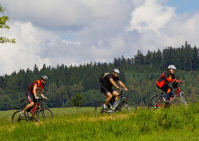 Cykloturistika Lipno